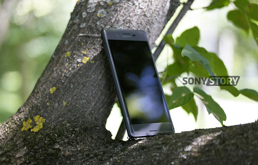 Sony-Xperia-X-Dual-F5122 внешний вид дизайн