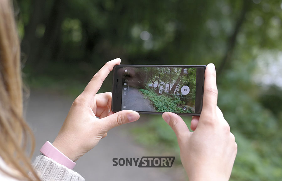Sony-Xperia-X-Dual-F5122 как снимает камера