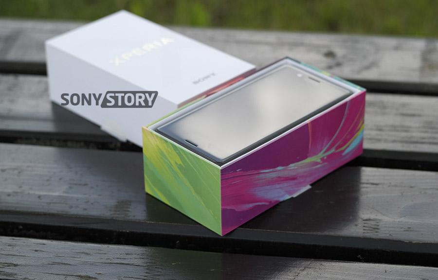 Sony-Xperia-X-Dual распаковка комплектация