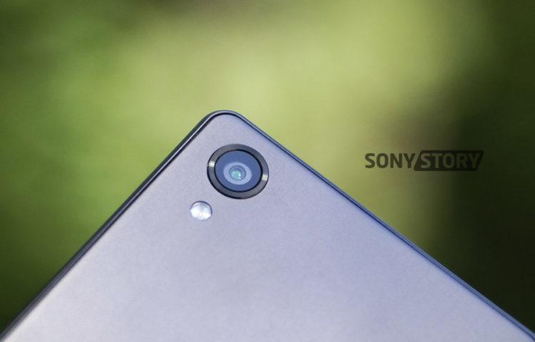 ручные настройки камеры Sony Xperia X в обновлении Android Nougat