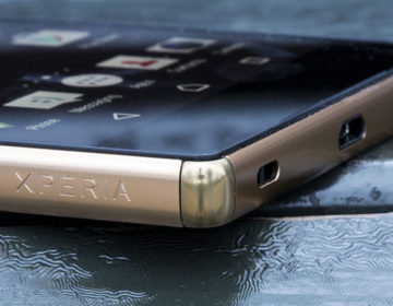 зачем 4K экран Xperia Z5 Premium