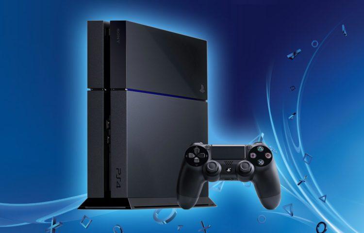 PS4 обновление системы 4.00