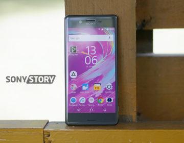 обновление Sony Xperia F5122 - экран