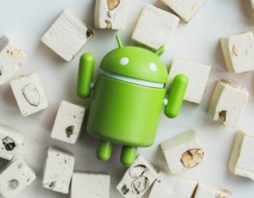 Финальный Android 7.1 Nougat