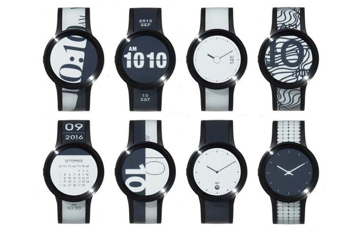 новые умные часы Sony