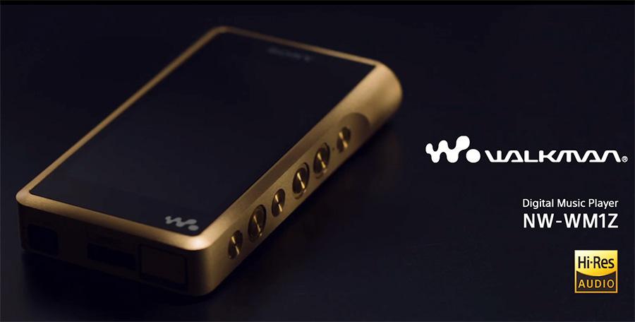 Walkman NW-WM1Z