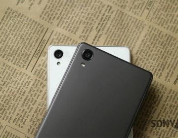 сравнение камер Xperia X и Xperia Z3 - битва датчиков IMX300 и IMX220