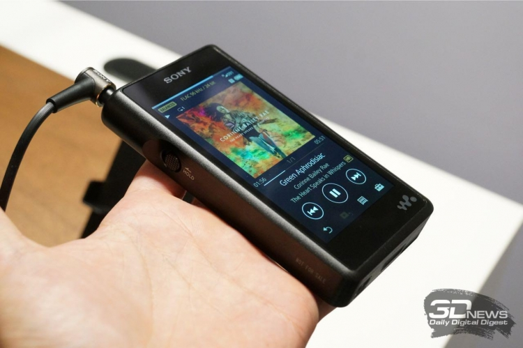 Sony Walkman NW-WM1A