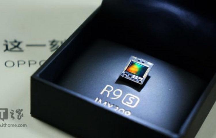 новый датчик Sony IMX398 для Oppo R9s
