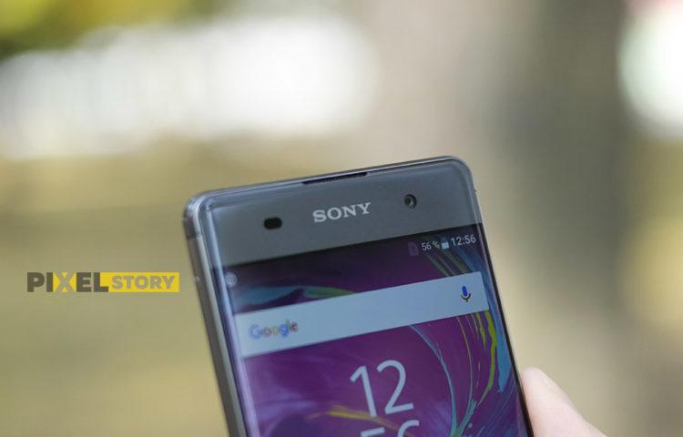 OLED экран Sony Xperia
