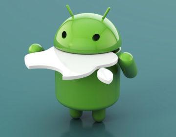 Доля Android растет, а Apple iOS падает