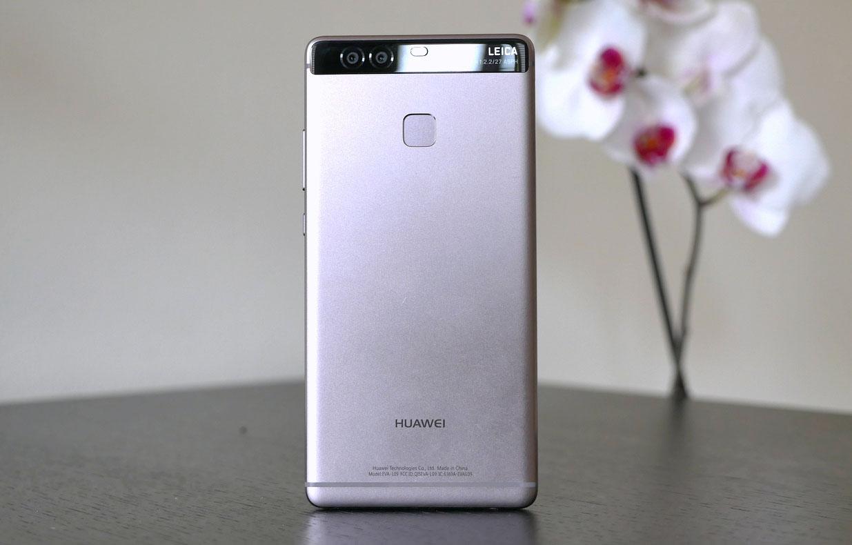 продажи Huawei P9 в мире