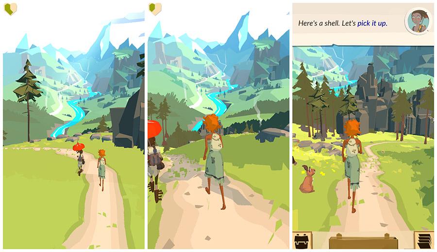 Игра the Trail от Питер Мулинье