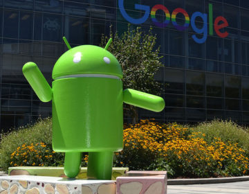 Статистика версий Android начало декабря