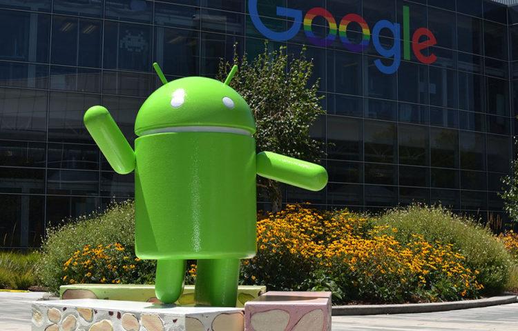 Статистика версий Android начало апреля 2017