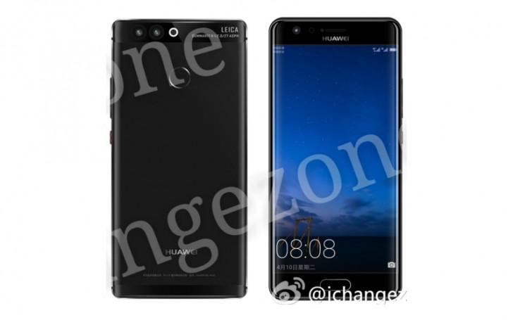 Huawei P10 изогнутый как galaxy S7 Edge