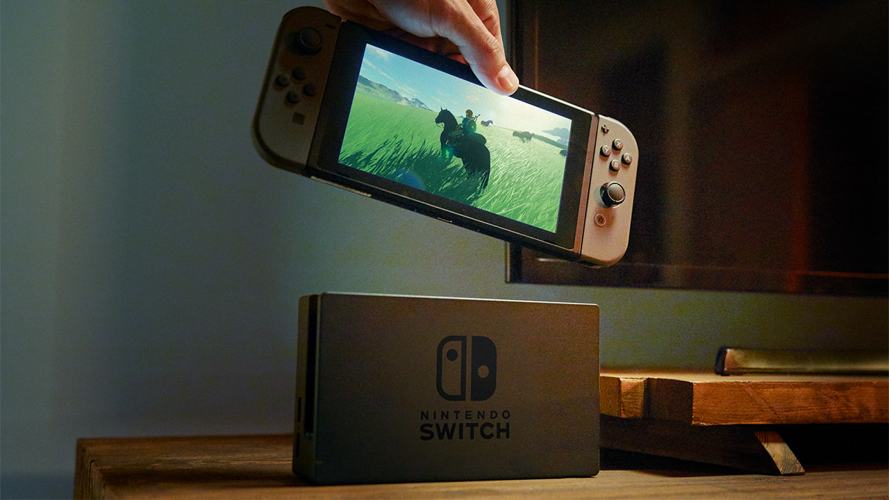 Характеристики Nintendo Switch