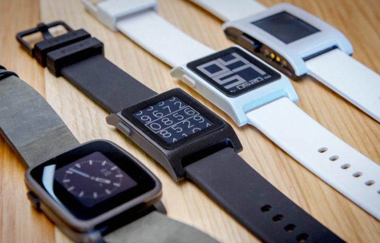 Fitbit покупает Pebble