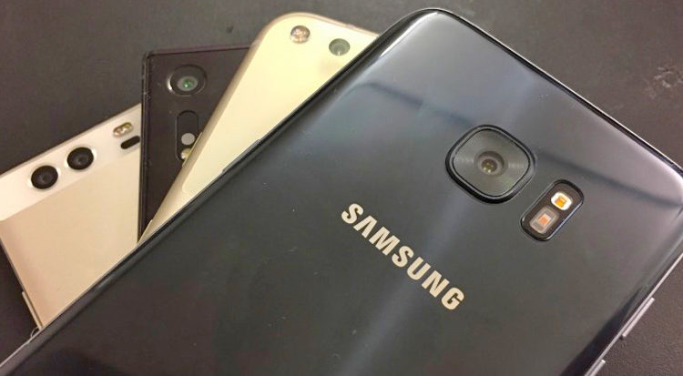 Сравнение камер Google Pixel, Xperia XZ, Galaxy S7, Huawei P9