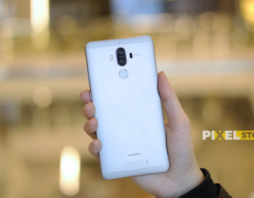 Продажи Huawei Mate 9