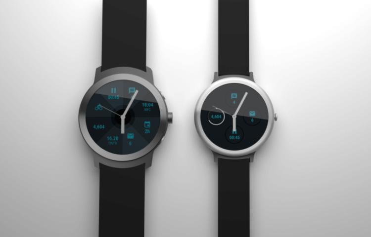 Новые часы Google и LG