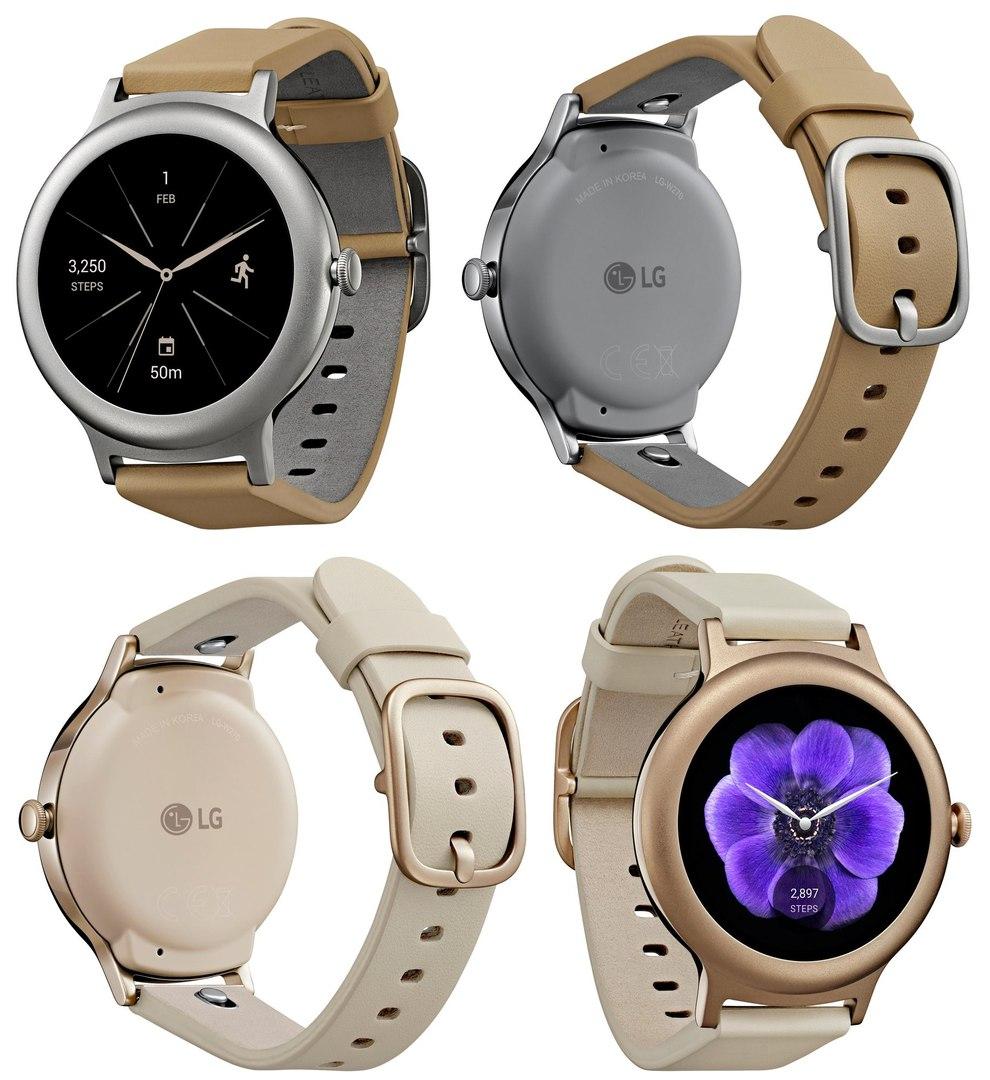 дизайн LG-Watch-Style