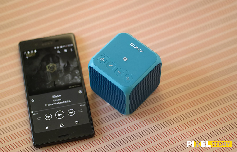 Обзор Sony SRS-X11