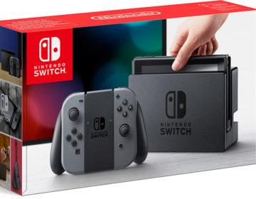Цена Nintendo Switch
