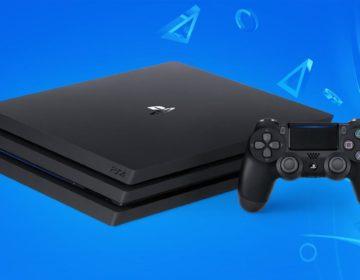 Большое обновление прошивки PS4