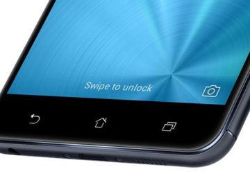 Сонибойство 9 - ужасные кнопки Zenfone 3 Zoom