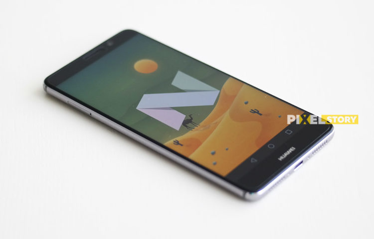 Обзор оболочки Huawei EMUI 5.0 на Android 7.0 Nougat