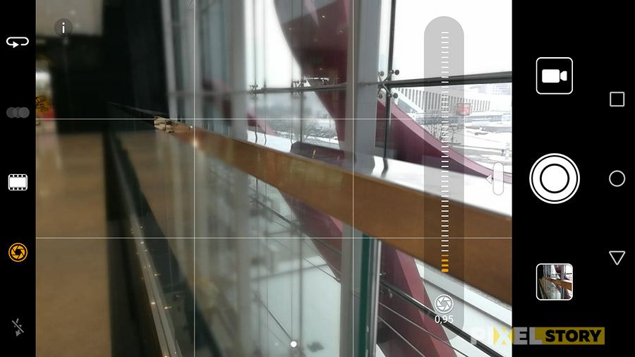 Обзор камеры Huawei EMUI 5.0 - широкая диафрагма примеры съемки