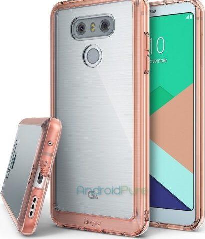 LG G6 чехол