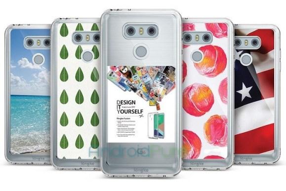LG G6 кейс