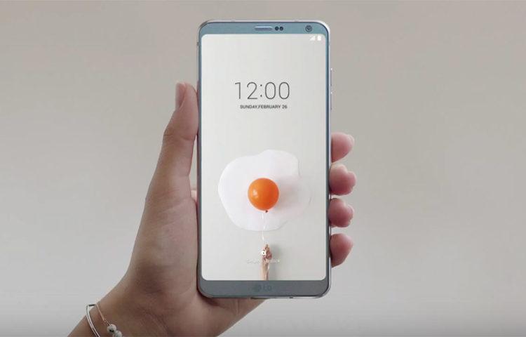 Анонс LG G6 - дизайн, характеристики и минусы