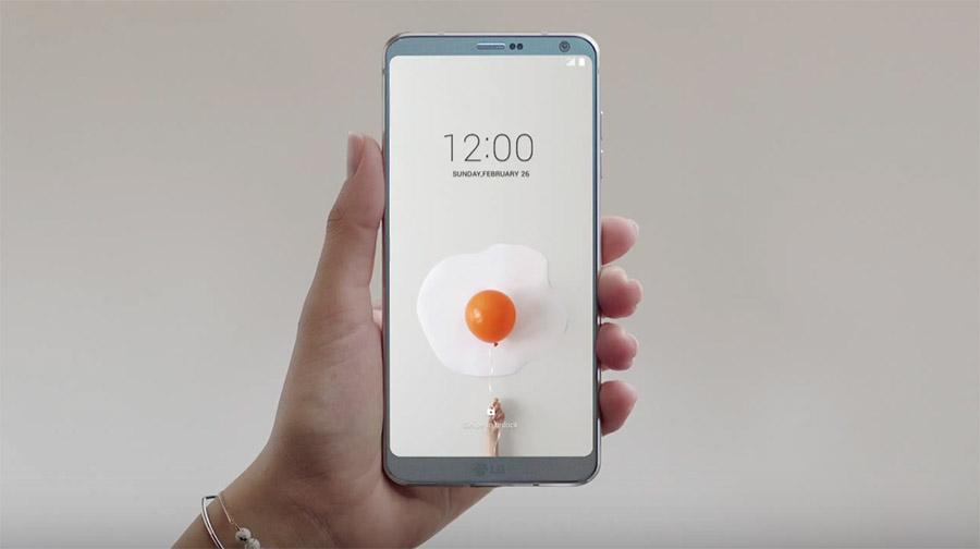 LG G6 подешевел