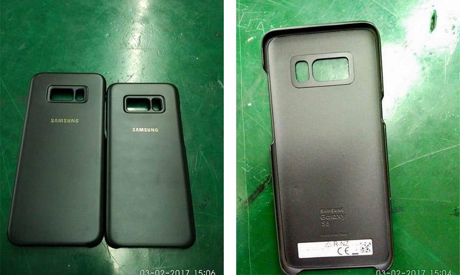оригинальный чехол Galaxy S8