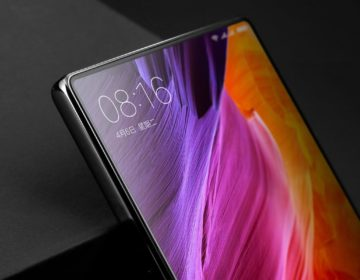 Xiaomi Mi Mix обновление Android 7.0 Nougat