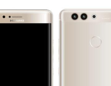 Huawei P10 официальные изображения