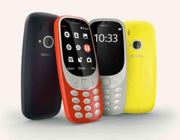 Nokia 3310 (2017) характеристики и цены