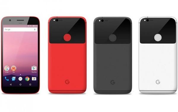 утечка бюджетный Google Pixel 2B