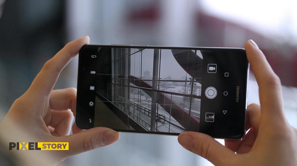 Обзор камеры в Huawei EMUI 5.0 - Huawei Mate 9