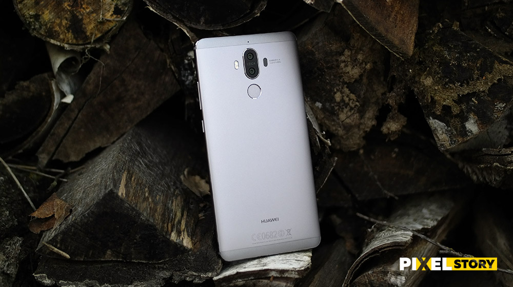 Обзор Huawei Mate 9 - металл корпуса