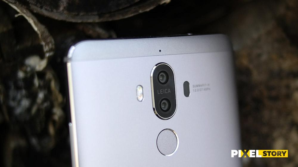 Обзор Huawei Mate 9 - двойная камера LEICA