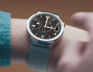 Huawei watch обновление Android Wear 2.0