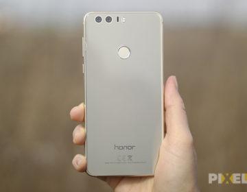 Обзор Huawei Honor 8 - блеск и красота