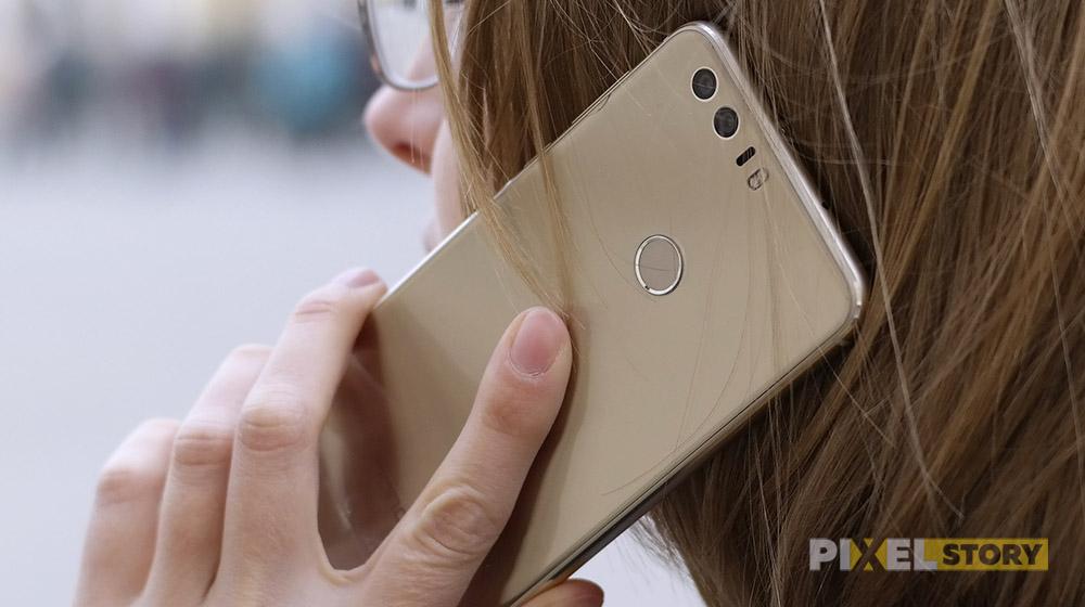 обзор Huawei Honor 8 - качество передачи речи