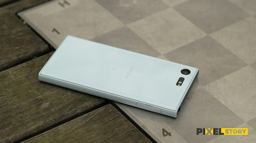 Обзор Sony Xperia X Compact - выбор покупки
