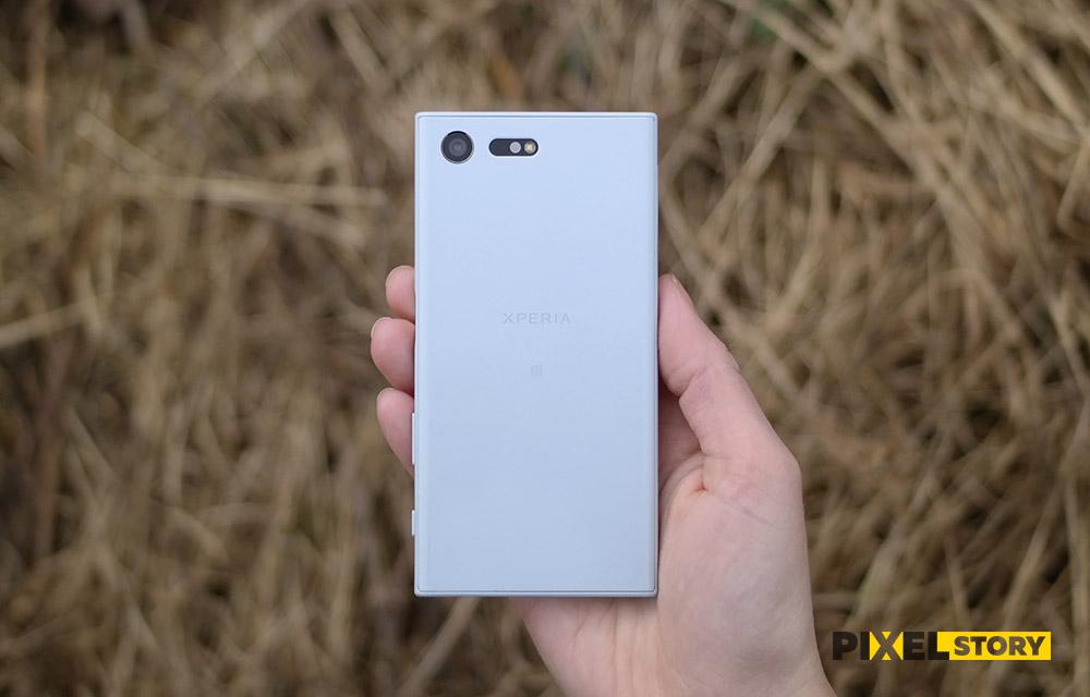 Xperia X Compact - топ-5 смартфонов Sony