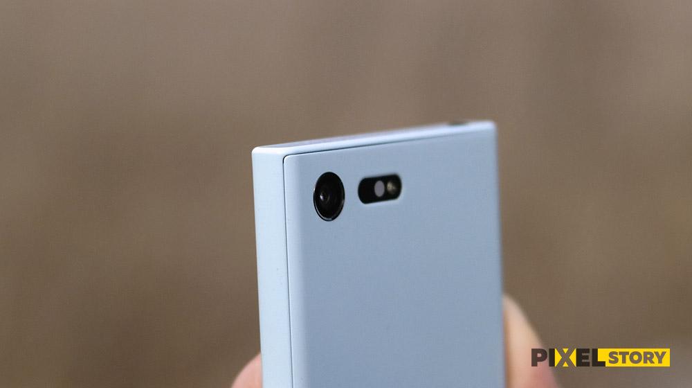 Обзор Sony Xperia X Compact - качество камеры